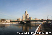 Bolshoy Ustinsky Bridge